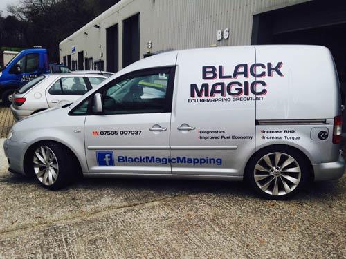 8abb8c6f72cf44 Van Signage Vehicle Signwriting Vinyl Vehicle Signs Cornwall Custom ...